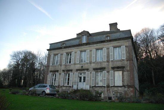 Chateau de Beaulieu : Exterior of B&B