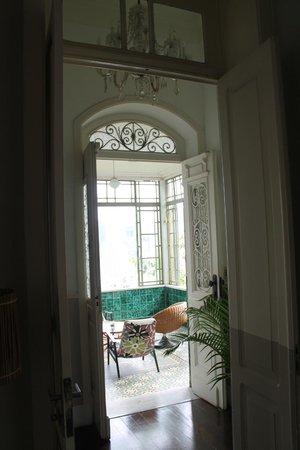 Casa Amarelo by Robert le Heros : Exquisite doors