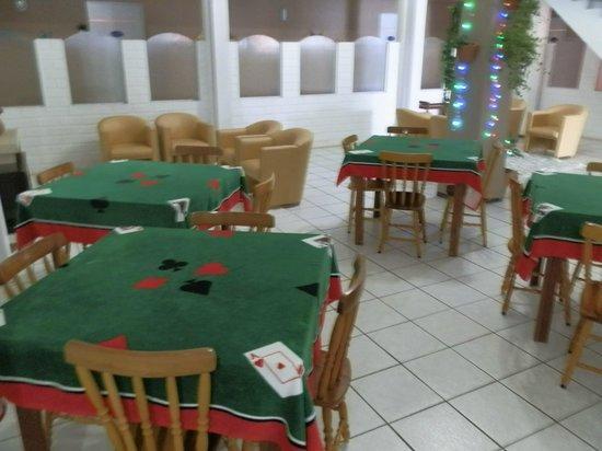 Hotel Fragata : Sala de jogos