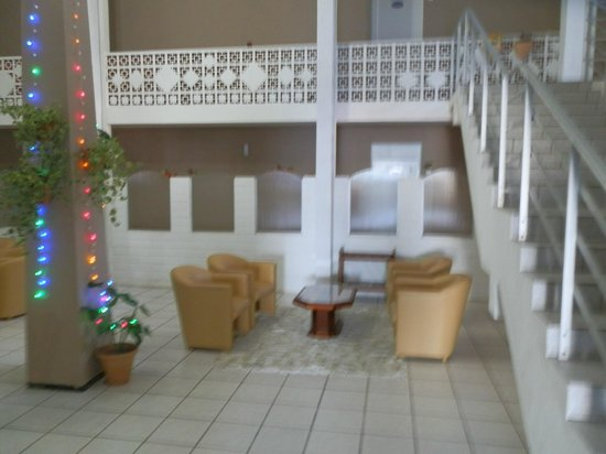 Hotel Fragata : Área interna