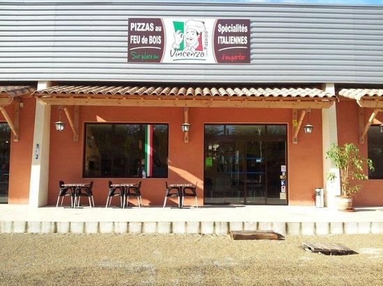 Vincenzo Votre Pizzaiolo: Vincenzo votre Pizzaïolo