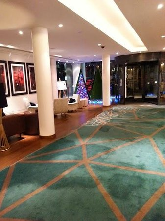 DoubleTree by Hilton London - Westminster: Lobby of the Doubletree Westminster