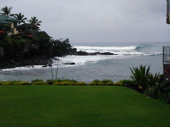 Honokeana Cove Condominiums : Surf's up