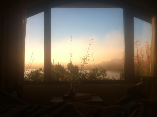 Hotel Cabana del Lago: vista desde la habitacion 501