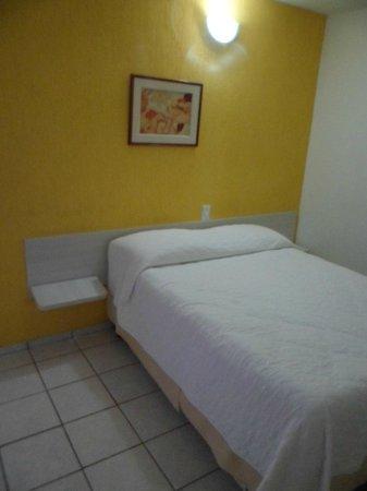 Hotel Fragata : Quarto