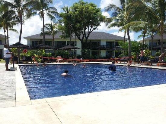 Hilton Fiji Beach Resort & Spa: pool volleyball
