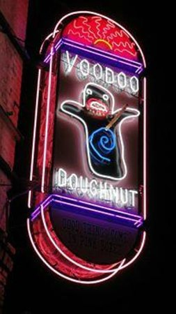 Voodoo Doughnut: Don't be scared off