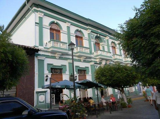 Hotel Dario: Fachada del Hotel