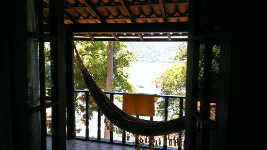 Sagu Mini Resort : View to the Veranda