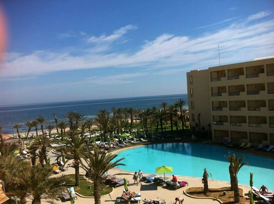 SENTIDO Rosa Beach : view from room