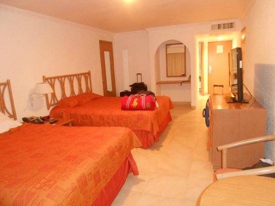 Ocean Spa Hotel: Nosso quarto