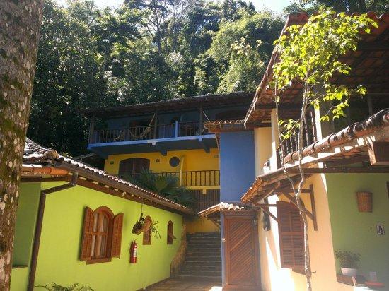 Sagu Mini Resort : Lower rooms