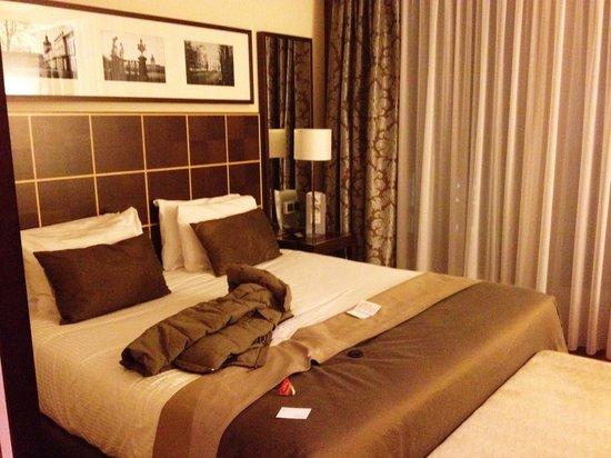 Eurostars Berlin Hotel: camera