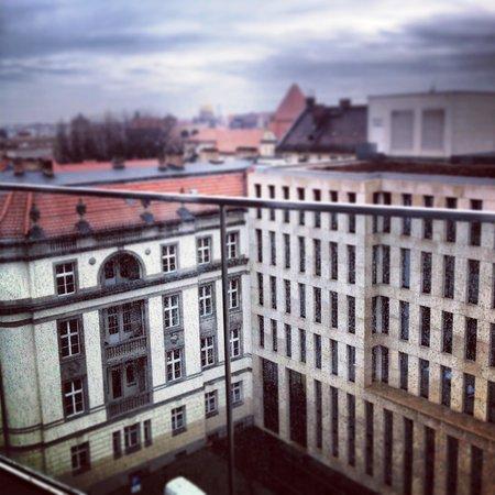 Eurostars Berlin Hotel: vista room