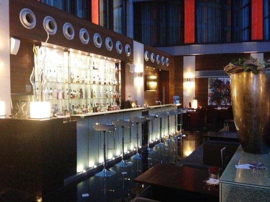 Eurostars Berlin Hotel: bar