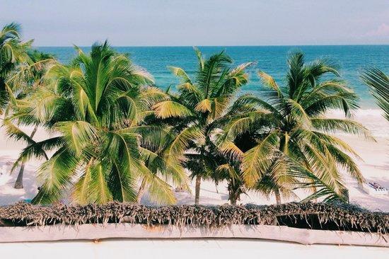 The Beach Tulum: Rooftop!