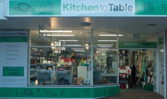 Kitchen To Table Pty Ltd