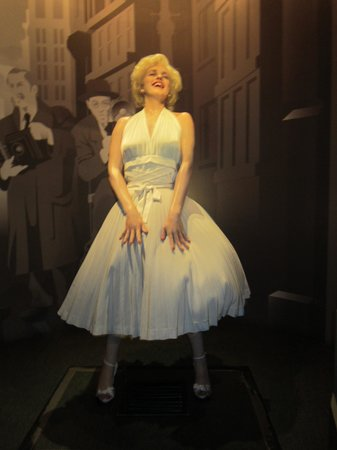 Madame Tussauds London: Marilyn Monroe