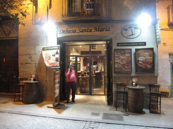Front door - Picture of Dehesa Santa Maria, Madrid - TripAdvisor