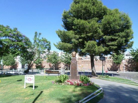 Recoleta: Praça