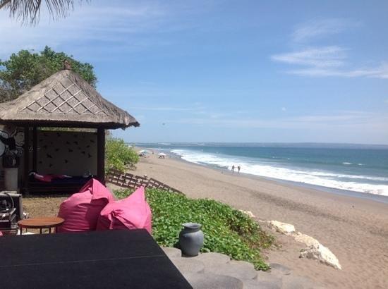 W Bali - Seminyak: great beach