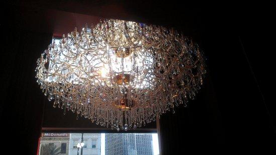 The Saint Hotel, Autograph Collection: chandelier