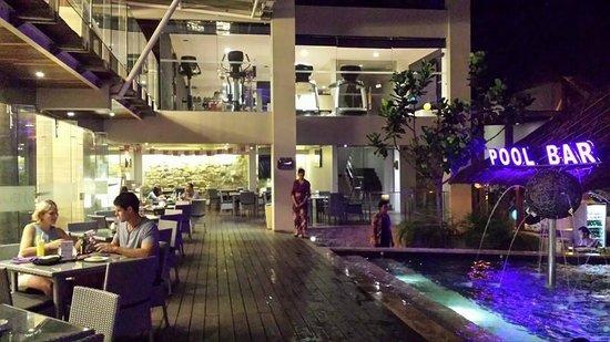 Fitness Centre Picture Of Grand Mega Resort Spa Kuta Tripadvisor