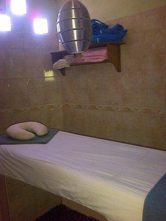 cuarto de vapor - Picture of Refugio San Miguel Arcangel Spa, Merida ...