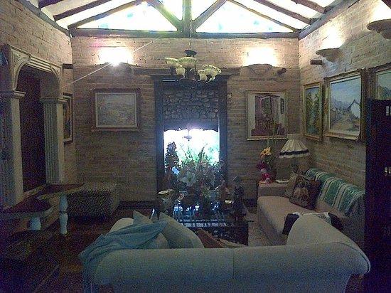 cuarto de vapor - Picture of Refugio San Miguel Arcangel Spa ...