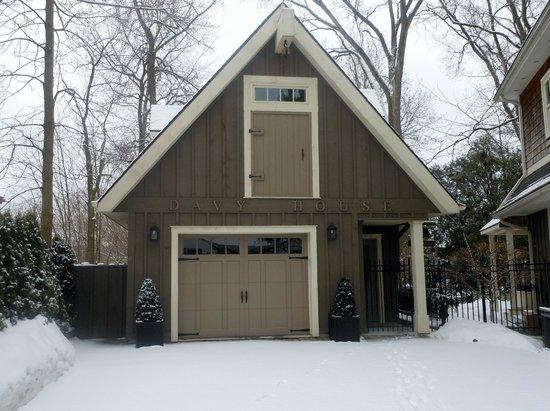 Historic Davy House B&B Inn : The Davy House