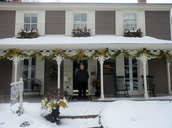 Historic Davy House B&B Inn : A Winter Getaway