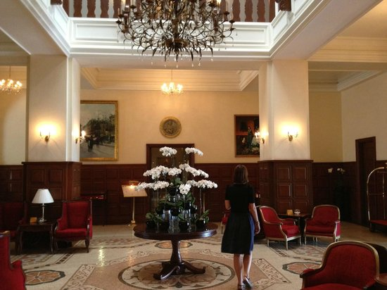 Dalat Palace Heritage Hotel: Lobby