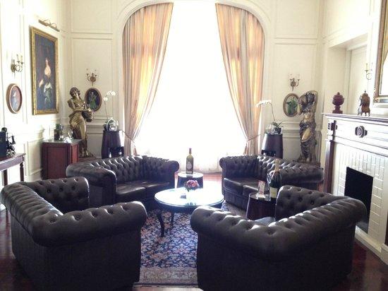 Dalat Palace Heritage Hotel: Cigar room