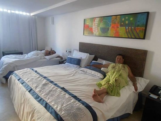 Hotel Casablanca: Habitación