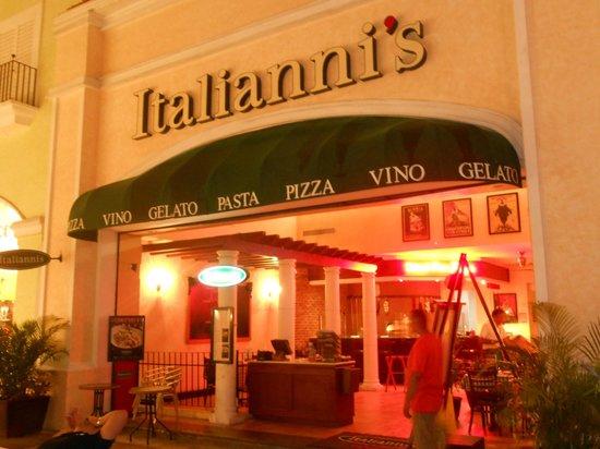 Italiannis : Fachada