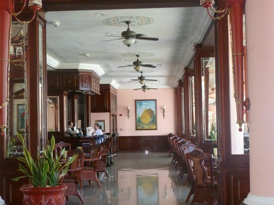 Hotel Riu Palace Tropical Bay: lobby bar