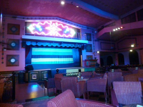 Hotel Riu Palace Tropical Bay: theatre