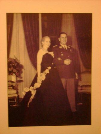 El General: Eva y Juan