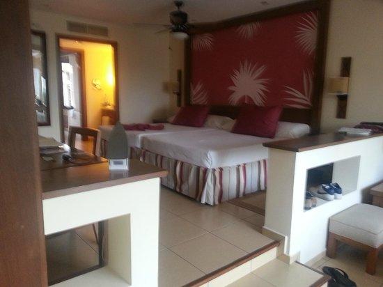 Melia Buenavista: Great suite, comfortable, clean and spacious