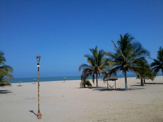playa en Amotape