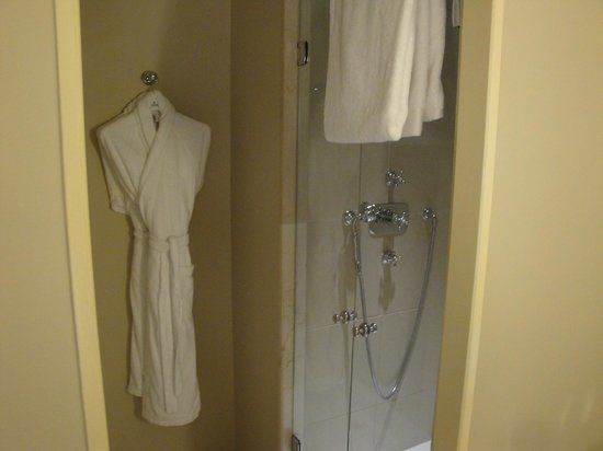 InterContinental Paris Le Grand: shower