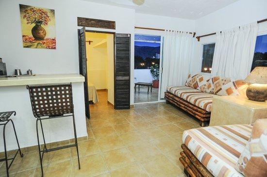 Hotel Suites Ixtapa Plaza: JR. SUITE SALA