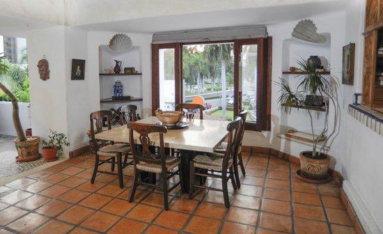 Hotel Suites Ixtapa Plaza: MASTER SUITE COMEDOR