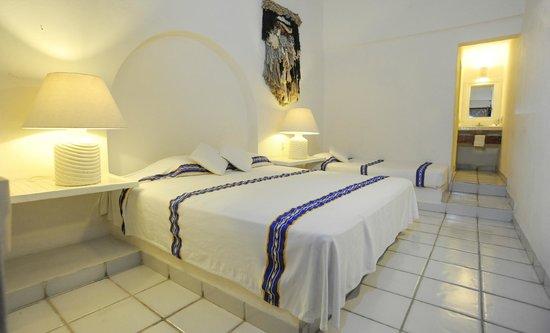 Hotel Suites Ixtapa Plaza: MASTER SUITE RECAMARA 1