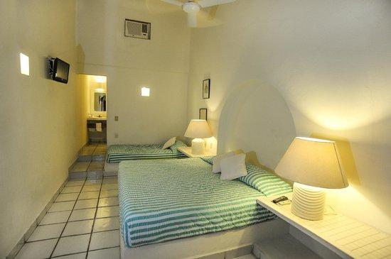 Hotel Suites Ixtapa Plaza: MASTER SUITE RECAMARA 2