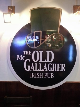 Logo – Foto de The OLD mc GALLAGHER Irish Pub, Joinville ...