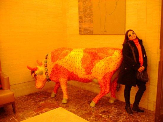 NH Buenos Aires City: La vaca