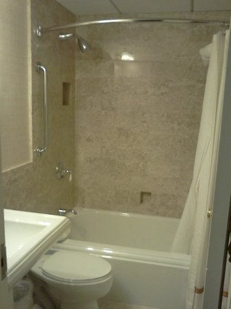 Amway Grand Plaza, Curio Collection by Hilton : Bathroom
