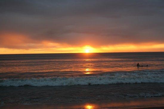 Barcelo Montelimar: coucher du soleil