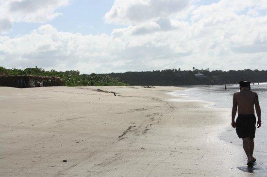 Barcelo Montelimar: plage à marée basse